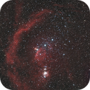 Constellation of Orion and Barnard's loop,                                Rudolf Bumm