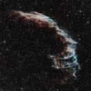 Eastern Veil Nebula,                                Jan Monsuur