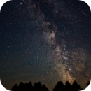 Milky Way from Long Lake Conservation Center,                                  Kristopher Setnes