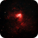 NGC 1491 Fossil Claw Nebula - Redo,                                urmymuse