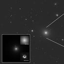 Messier 87 and Relativistic Jet,                                Cristian Cestaro