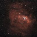 NGC7635,                                Xavier V