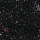 NGC 7635 & M 52,                                U-ranus