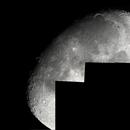 Mosaic of the moon,                                Olli67