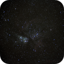 C92 Carina Nebula-DSLR-Orion 80mm-400mm guider scope,                                Adel Kildeev