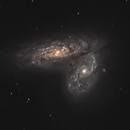 NGC 4567 and NGC 4568,                                Gary Imm