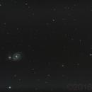 Messier 51: Whirlpool Galaxy,                                Will