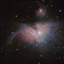 First Deep sky image M42,                                Neil Emmans