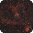 IC 1805 - Heart nebula,                                Tom914