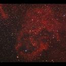 Sh2-183, The Monkfish Nebula in Cassiopeia,                                Göran Nilsson