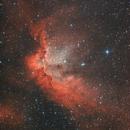 Wizard Nebula,                                Cristiano Gualco