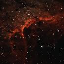 "Pelican Nebula ""Mountains"",                                Steve Lenti"