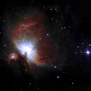 M42 Nebulosa de Orion 31-10-2019 (crop),                                Wagner