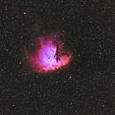 NGC281 - Pacman Nebula,                                mackiedlm