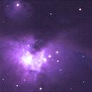 Testaufnahme  Orion Nebel,                                Bruno