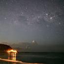 Wide Field Southern Sky Costa Rica,                                power1001