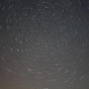 20 minute star trails,                                Ryan Hall