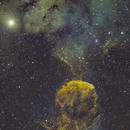 IC 443 - Jellyfish Nebula Mosaic,                                Dennis Sprinkle