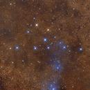 Brocchi's Cluster -- Collinder 399 -- Coathanger,                                Jim Lindelien