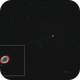 "Messier 57 - Ring Nebula @ 6"" Meade Newton,                                Wolfgang Zimmermann"