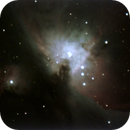The Great Orion Nebula - M42,                                Corey Rueckheim