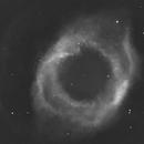 Helix Nebula in H-Alpha,                                Bruce Donzanti