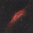 California Nebula,                                AstroBrome