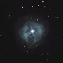 NGC 1514 - Crystal ball nebula,                                Jeffbax Velocicaptor