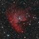NGC281 - Pacman Nebula,                                Astro-Wene