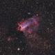 Messier 17 Omega Nebula,                                carlosmonroy