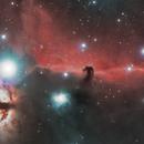 Horse Head Nebula,                                SeanM