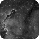 IC1396 in H-alpha (2),                                MicRaWi