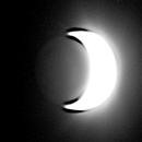 Venus night-side on May 20, 2020,                                Chappel Astro