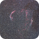 Veil-nebula spangled with stars,                                Christian Dahm