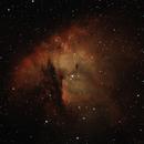NGC 281 Pacman Nebula,                                Robert Browning