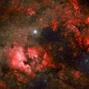 North America Nebula and Sadr Region in HOO,                                Andrew_B