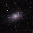 M33 Triangulum Galaxy,                                Brian Preston