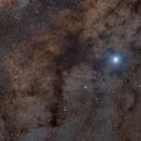 Heart of Sleipnir ( Jupiter in Dark horse nebula),                                Reza Hakimi