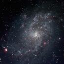 M33 Triangulum Galaxy, DDP,                                Andrew Gray
