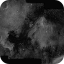 Mosaic of North America and Pelican Nebula,                                rjweng91