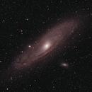 M31 Andromeda Galaxy,                                Sven Heinisch