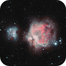 M42 | Orion, Horsehead and Flame,                                Tom Hitchen
