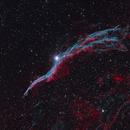 Witch's Broom Nebula,                                Gabriel Dornier