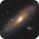 M31 - The Andromeda Galaxy,                                Andrea Alessandrelli
