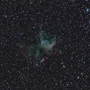 NGC 2359 - Thor's Helmet,                                Tankcdrtim