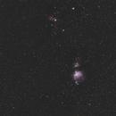 Orion Region (Rokinon test),                                Gabe Shaughnessy