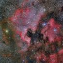 North America Nebula - NGC 7000,                                Paolo Demaria