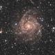 IC342 - The Hidden Galaxy,                                Marc Schuh