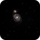 Whirlpool Galaxy,                                André Wiget