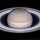 Saturn   2018-07-12 6:24 UTC   Color,                                Chappel Astro